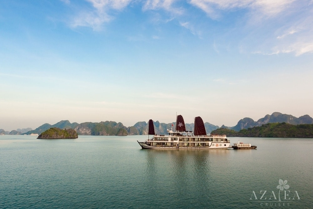 Ha Long Orchid Cruise 2 days / 1 night - EHGTRAVEL